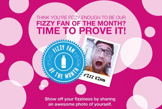 fizzy fan of the world