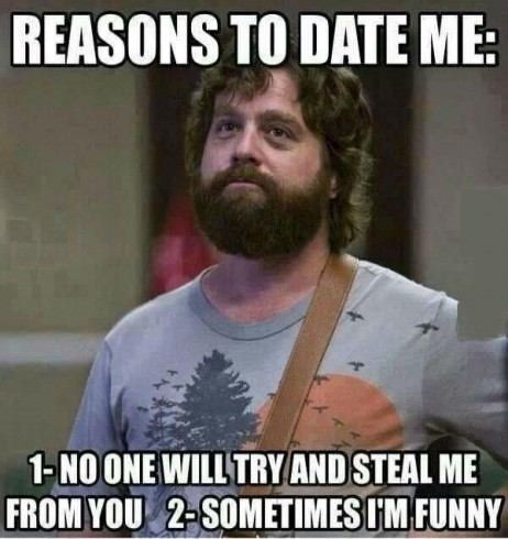 reason to date me