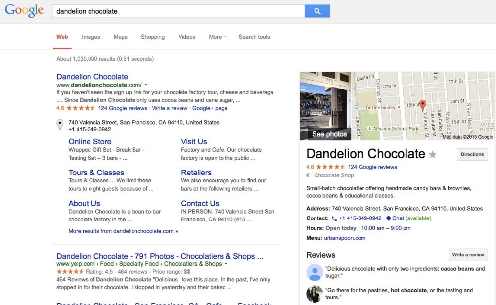 google-map-listing